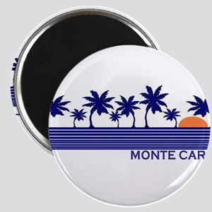 Monte Carlo Blue Sunset Magnet
